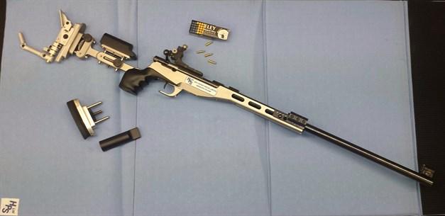 Target Rifles & Stocks - HPS Target Rifles Limited
