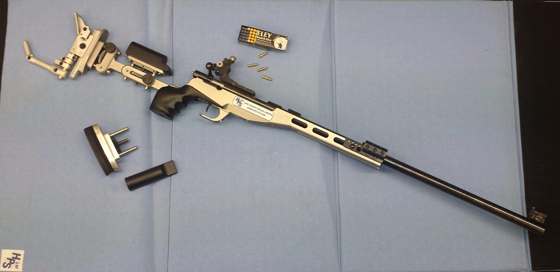 """Custom 2018 F 150 >> HPS """"Convertible"""" Fullbore & Smallbore Aluminium Rifle Stock - HPS Target Rifles Limited"""