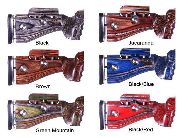 GRS Laminate Rifle Stocks