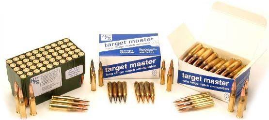 HPS Target Master Ammunition  303 British - HPS Target Rifles Limited