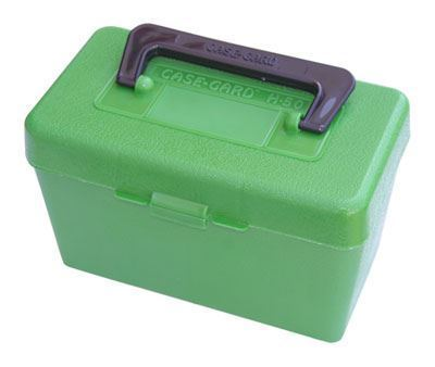 Picture of MTM Ammo Box Hinge Top with Handle (H50)