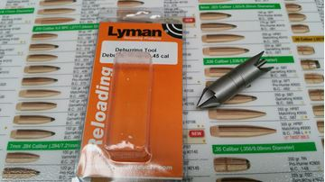 Picture of Lyman Deburring Tool
