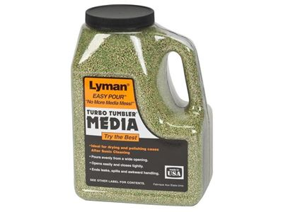 Picture of Lyman Turbo Tumbler Media Corncob 2.25lbs