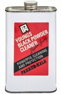 Picture of Youngs Black Powder Cleaner - 500ml