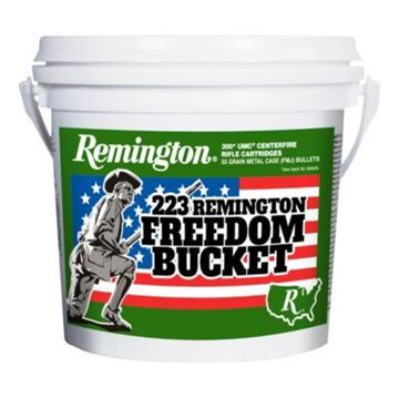 Picture of Remington .223 Freedom Bucket Ammunition