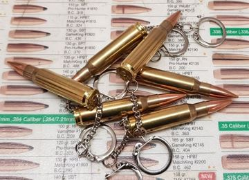 Picture of Bullet Key Ring