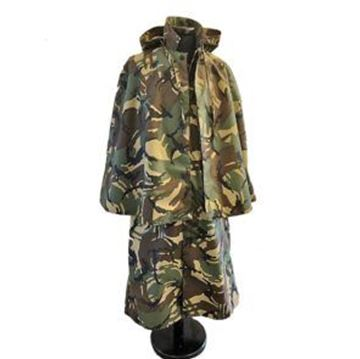 Picture of Inverness Rain Cape - Camouflage