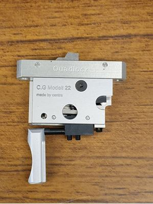 Picture of CG Model 22 Trigger RPA Quadlock