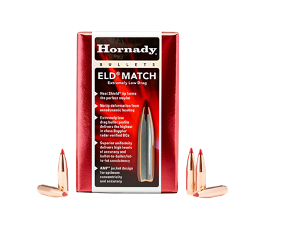 Picture of Hornady .30 x 168 Grain ELD-M (100ct) 30506