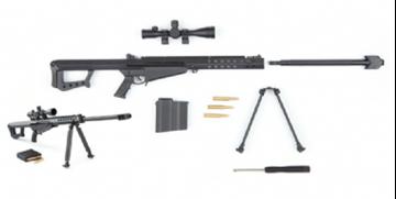 Picture of RW MINI .50 Cal Rifle RWBLK50