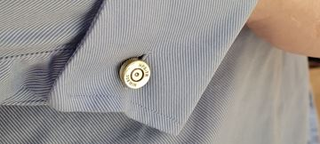 Picture of Bullet Cufflinks