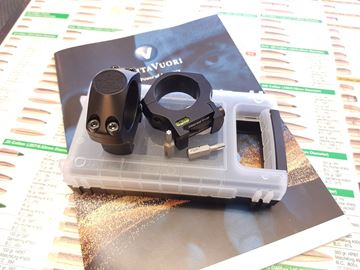 Picture of TIER-ONE Picatinny Ringset 34mm