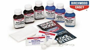 Picture of Birchwood Casey Perma Blue & Tru Oil Deluxe Kit - BC20001