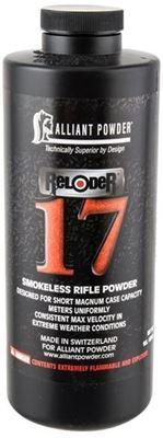 Picture of Alliant Powder - Reloader 17 - 1lb Tub