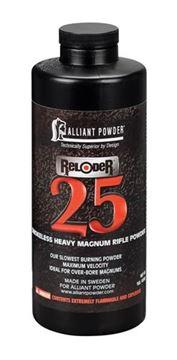 Picture of Alliant Powder - Reloader 25 - 1lb Tub