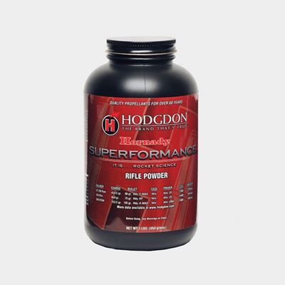 Picture of Hodgdon Superformance 1Lb Tub Propellant Powder