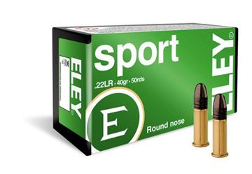 Picture of Eley Sport .22 LR Ammunition (50rnd)