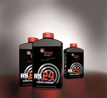 Picture of Reload Swiss RS24 Pistol Powder 1/2Kg Pot